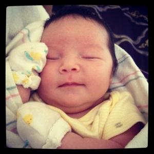 Baby Noelle